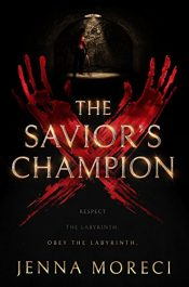 amazon bargain ebooks The Savior's Champion Dark Fantasy/Horror by Jenna Moreci