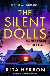 amazon bargain ebooks The Silent Dolls Mystery by Rita Herron