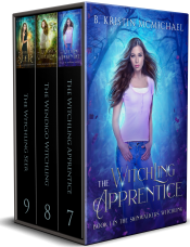 bargain ebooks The Skinwalkers Witchling Trilogy Complete Collection Young Adult/Teen Urban Fantasy by B. Kristin McMichael