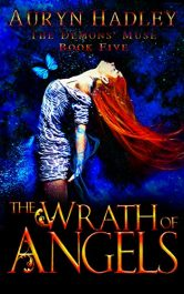 bargain ebooks The Wrath of Angels: A Reverse Harem Paranormal Romance Romance by Auryn Hadley