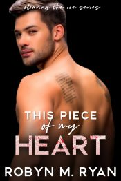 amazon bargain ebooks This Piece of my Heart Sports Romance by Robyn M. Ryan