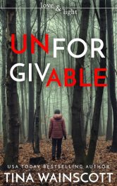 bargain ebooks Unforgivable Supernatural Romantic Suspense Mystery by Tina Wainscott