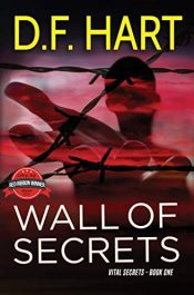 bargain ebooks Wall Of Secrets Historical Crime Thriller by D.F. Hart
