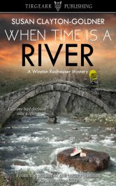 amazon bargain ebooks When Time Is A River Mystery/Thriller by Susan Clayton-Goldner