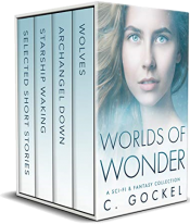 bargain ebooks Worlds of Wonder Sci-Fi & Fantasy Collection by C. Gockel