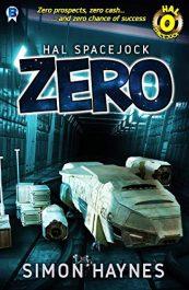 bargain ebooks Zero (Hal Spacejock Book 0) Science Fiction Adventure by Simon Haynes