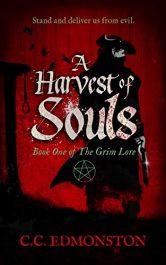 bargain ebooks A Harvest of Souls Horror by C.C. Edmonston