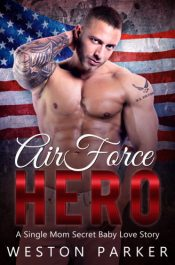 bargain ebooks Air Force Hero Contemporary Romance by Weston Parker