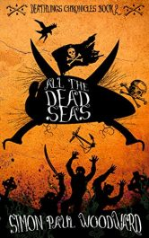 bargain ebooks All The Dead Seas Horror by Simon Paul Woodward