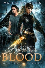 bargain ebooks Assassin's Blood Urban Fantasy by Marina Finlayson