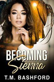 bargain ebooks Becoming Sienna Thriller by T.M. Bashford