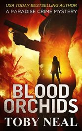 amazon bargain ebooks Blood Orchids Mystery by Toby Neal