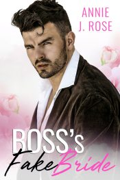bargain ebooks Boss's Fake Bride Contemporary Romance by Annie J. Rose