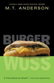 bargain ebooks Burger Wuss Young Adult/Teen by M. T. Anderson