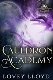 amazon bargain ebooks Cauldron Academy: Paranormal Witches Paranormal fantasy Romance by Lovely Lloyd