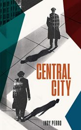 amazon bargain ebooks Central City Hard-Boiled Detective by Indy Perro