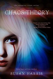 amazon bargain ebooks Chaos Theory YA/Teen by Susan Harris