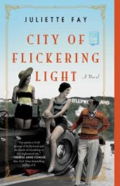 bargain ebooks City of Flickering Light Historical Fiction by Juliette Fay