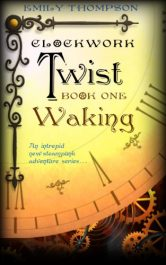 amazon bargain ebooks Clockwork Twist : Waking Science Fiction Adventure by Emily Thompson