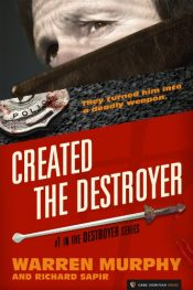 amazon bargain ebooks Created, The Destroyer Action Adventure by Warren Murphy
