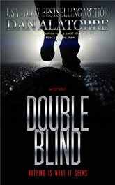 bargain ebooks Double Blind Mystery Thriller by Dan Alatorre
