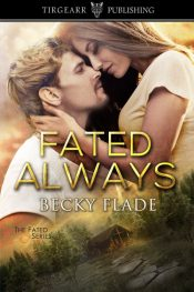 bargain ebooks Fated Always Suspense Romance by Becky Flade