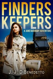 bargain ebooks Finders Keepers Adventure Thriller by J. J. DiBenedetto