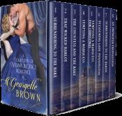 bargain ebooks Georgette Brown Boxset: A Collection of Steamy Regency Romance Regency Romance by Georgette Brown