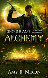bargain ebooks Ghouls and Alchemy Mythological Fantasy by Amy B. Nixon