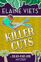 bargain ebooks Killer Cuts Mystery by Elaine Viets