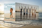 bargain ebooks Last Chance Beach: Summer's End Contemporary Romance by Caroline Clemmons