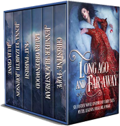 bargain ebooks Long Ago and Far Away Fantasy Boxed Set by Multiple Authors