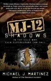 bargain ebooks MJ-12: Shadows Thriller by Michael Martinez