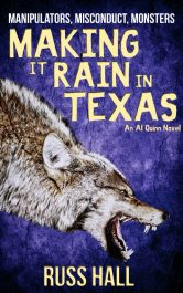 bargain ebooks Making it Rain in Texas Thriller by Russ Hall