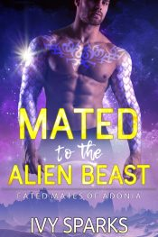 bargain ebooks Mated to the Alien Beast: A Sci-Fi Alien Romance Scifi Alien Romance by Ivy Sparks