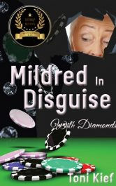 bargain ebooks Mildred In Disguise With Diamonds Crime/Humor Mystery by Toni Kief