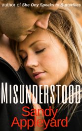 amazon bargain ebooks Misunderstood Clean Romance by Sandy Appleyard
