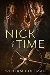 bargain ebooks Nick of Time Mystery by William Coleman