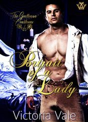 bargain ebooks Portrait of a Lady Erotic Romance by Victoria Vale
