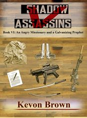 amazon bargain ebooks Shadow Vanadium Assassins Assassination Thrillers by Kevon Brown