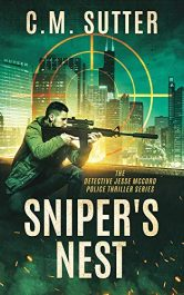 bargain ebooks Sniper's Nest Action Thriller by C.M. Sutter