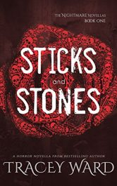 bargain ebooks Sticks and Stones Young Adult/Teen Horror by Tracey Ward