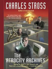 amazon bargain ebooks The Atrocity Archives Science Fiction by Charles Stross