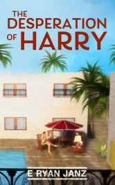 bargain ebooks The Desperation of Harry Dark Humor Mystery by E Ryan Janz