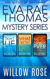 amazon bargain ebooks The Eva Rae Thomas Mystery Series: Book 1-3 Suspense Mystery/Thriller by Willow Rose