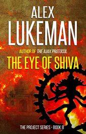 bargain ebooks The Eye of Shiva Action Thriller by Alex Lukeman