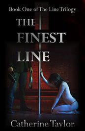 bargain ebooks The Finest Line Erotic Romance by Catherine Taylor