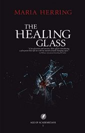 amazon bargain ebooks The Healing Glass Fantasy/Horror by Maria Herring
