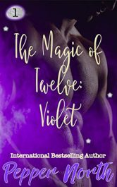 bargain ebooks The Magic of Twelve: Violet Erotic Romance by Pepper North