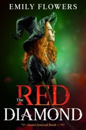 bargain ebooks The Red Diamond (Iman's Journal Book 1) Romantic Fantasy by Emily Flowers